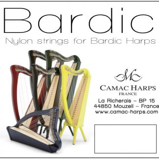 Bardic Nylon Strings (A1 to A22)