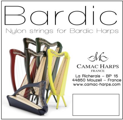 Cordes pour Bardic