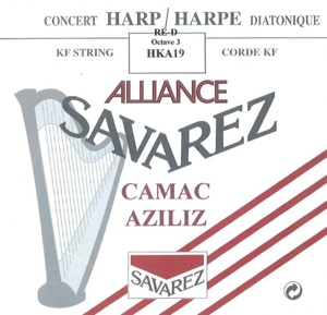 Alliance for Electroharp 30 / DHC 32