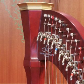 Electronic tuner HT1000 for harp (lever or pedal harp) - Camac Harps