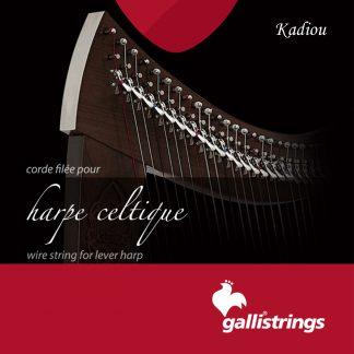 Galli filées celtique pour Telenn Kadiou