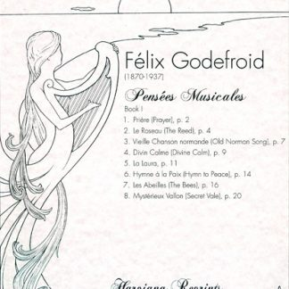 GODEFROID Félix : Pensées musicales n°1