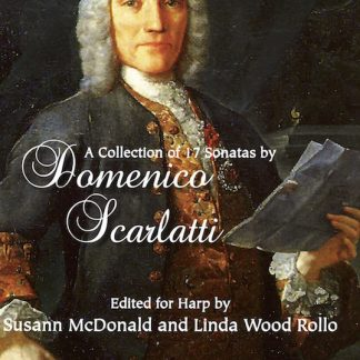 SCARLATTI Domenico : A Collection of 17 Sonatas (transcr. McDonald and Wood)