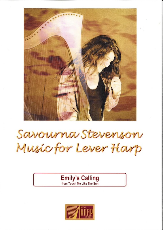 STEVENSON Savourna : Emily's Calling - from Touch me like the Sun
