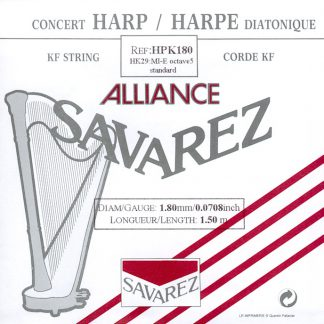 Alliance harpe à pédales