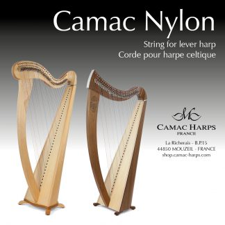 Lever Harp Nylon Set: C00 to D26