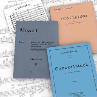 Concertos, traits d'orchestre