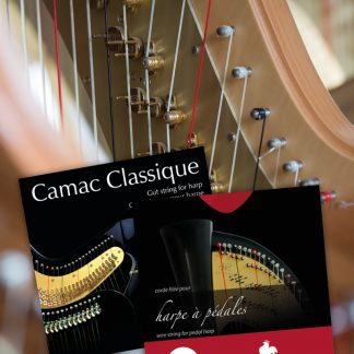 Pedal Harp Single Strings