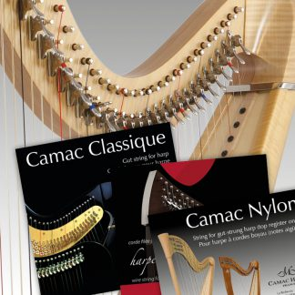 Cordes pour harpe