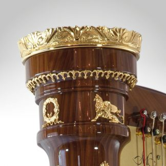 Crowns for Harps