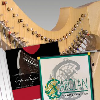 String Sets for Excalibur Harp