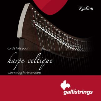 Galli Multifilament Bass Wires for Telenn Kadiou