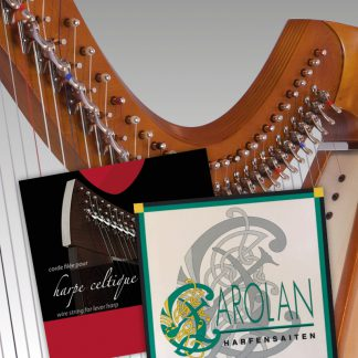 Celtic Isolde, Classical Isolde Harp String Sets