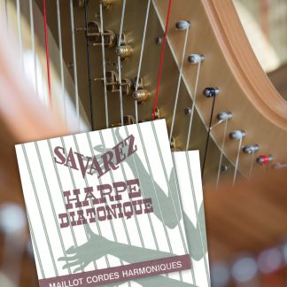 Single Action Harp Strings (SM 38)