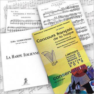 Concours Français de la Harpe, Limoges 2020