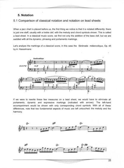 Marcella Carboni: Jazz Harp Method