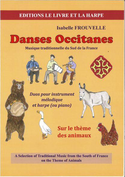 Isabelle Frouvelle : Danses Occitanes