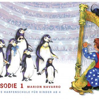 Marion Navarro : Harpsodie 1