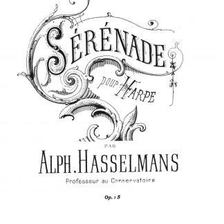 Hasselmans : Sérénade