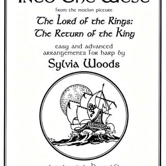 Sylvia Woods: Into the West : The Lord of the Rings - h5533b