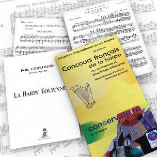 Concours Français de la Harpe à Limoges 2021
