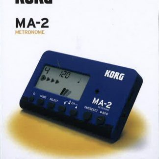 Electronic Metronome: Korg MA-2