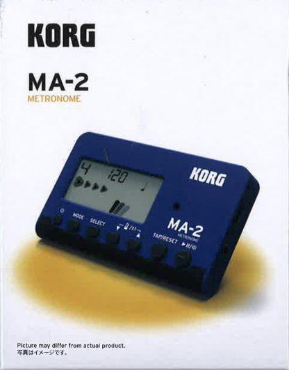 Elektronisches Metronom Korg MA-2