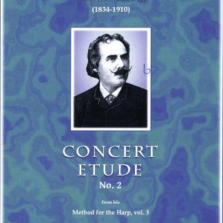ZABEL Albert : Etude de concert n°2, op. 193