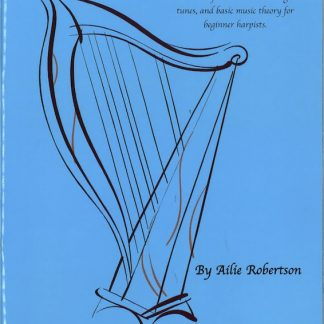 Ailie Robertson: Harp from the Start