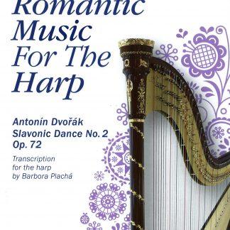 DVORAK transcrit pour harpe par Barbora Plachá : Danse slave op. 72 n° 2