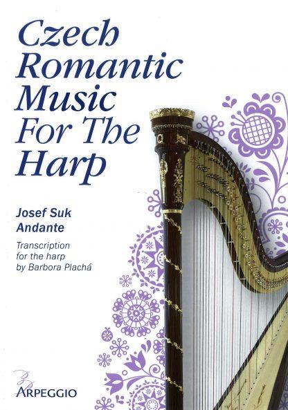 SUK Josef: Andante op. 13, Bearbeitung für Harfe von Barbora PLACHA