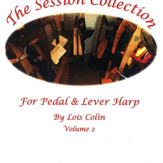 COLIN Loïs : The Session Collection for pedal and lever harp - volume 2