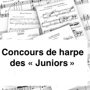 """Juniors"" Harp Competition 2021 (Nice)"