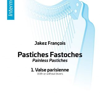 "FRANCOIS Jakez : ""Painless Pastiches"", 1. Valse Parisienne"