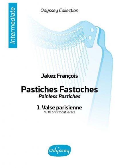 """FRANCOIS Jakez : """"Painless Pastiches"""", 1. Valse Parisienne"""