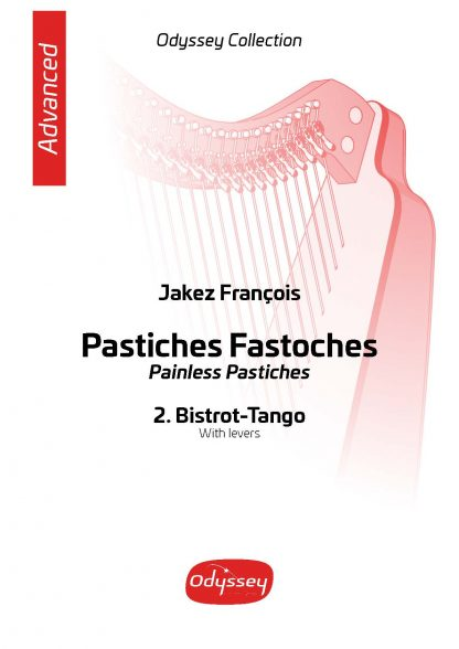 FRANCOIS Jakez : Pastisches Fastoches, 2. Bistrot Tango
