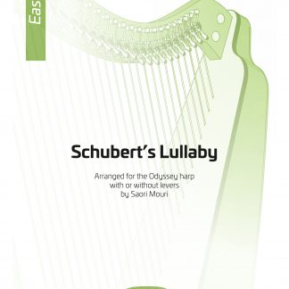 SCHUBERT F.: Lullaby, arrangement by Saori Mouri