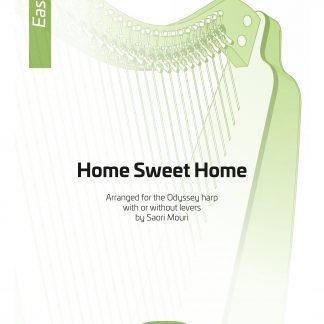 BISHOP H. R : Home Sweet Home, arrangement de Saori MOURI