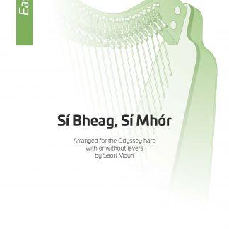 O'CAROLAN T. : Sí Bheag, Sí Mhór, arrangement de Saori MOURI