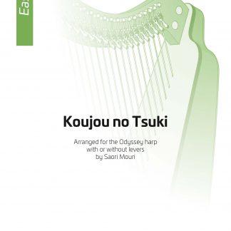 TAKI R. : Koujou no Tsuki, arrangement de Saori MOURI