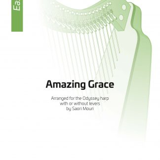Trad. English: Amazing Grace, arrangement by Saori Mouri
