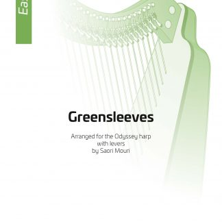 Trad. anglais : Greensleeves, arrangement de Saori MOURI