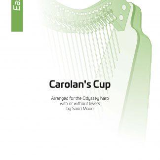 O'CAROLAN T. : Carolan's Cup, arrangement de Saori MOURI