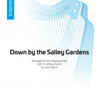 Trad. English: Down by the Salley Gardens, arrangement by Saori Mouri