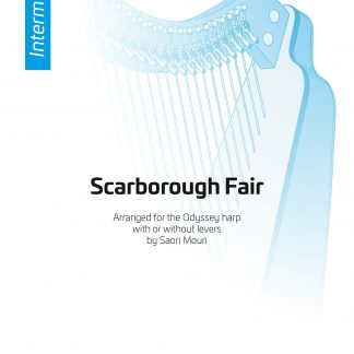 Trad. English: Scarborough Fair, arrangement by Saori Mouri