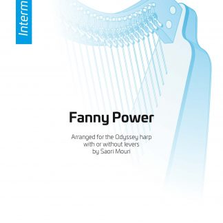 O'CAROLAN T.: Fanny Power, arrangement by Saori Mouri