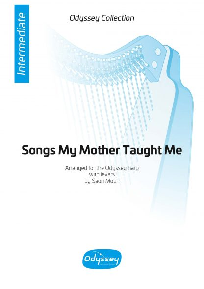 DVORAK A. : Songs My Mother Taught Me, arrangement de Saori MOURI