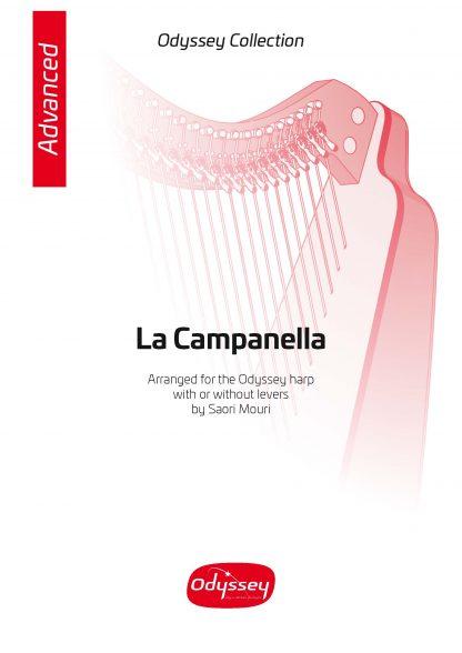 LISZT F. : La Campanella, arrangement de Saori MOURI