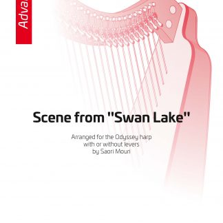 TCHAIKOVSKY P. I.: Scene from Swan Lake, arrangement by Saori Mouri