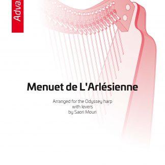 BIZET G. : Menuet de L'Arlésienne, arrangement de Saori MOURI